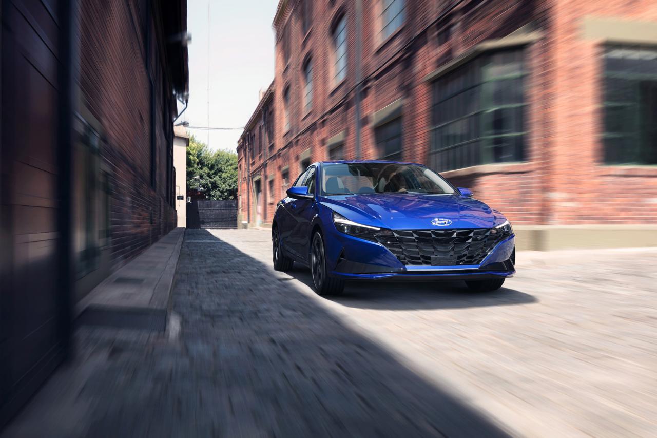 Hyundai Motor's all-new Avante (Hyundai Motor Group)