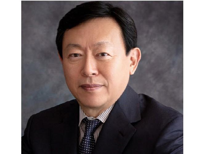 Lotte Group Chairman Shin Dong-bin (Lotte Corporation)
