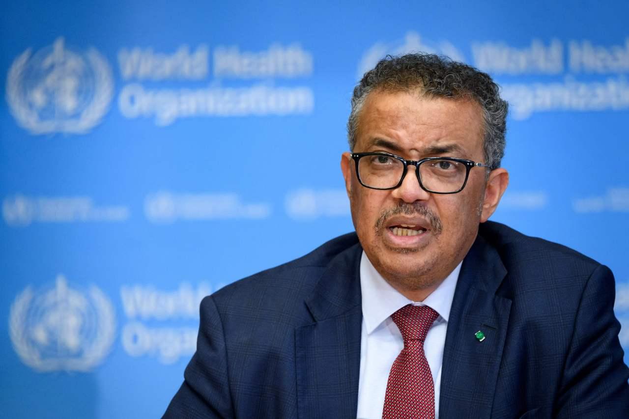 WHO Director-General Tedros Adhanom Ghebreyesus (AFP-Yonhap)