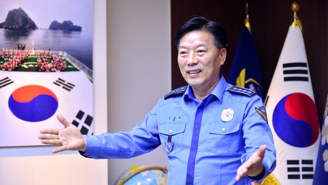 Kim Hong-hee (Park Hyun-koo/The Korea Herald)