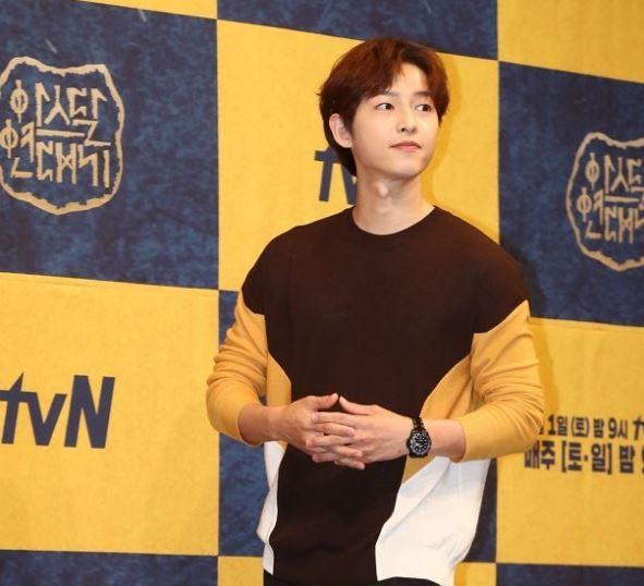Song Joon-ki (Yonhap)