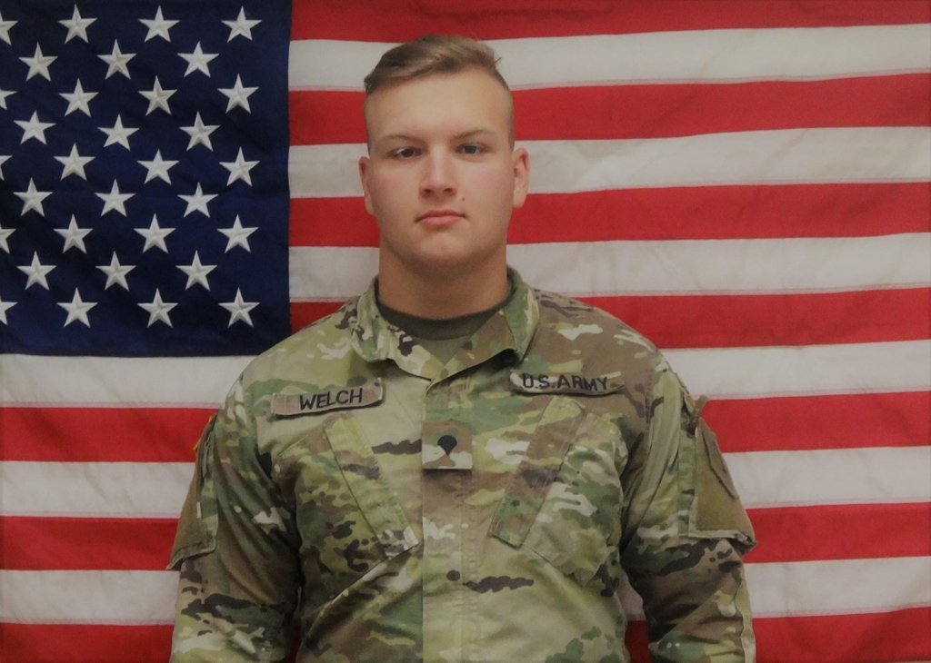 Spc. Clay Welch (US 2nd Infantry Division)