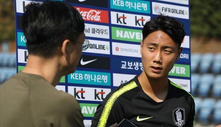 Paik Seung-ho (Yonhap)