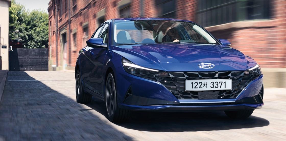 Hyundai Motor's Avante (HMG)