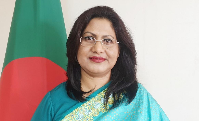 Abida Islam, Ambassador of Bangladesh