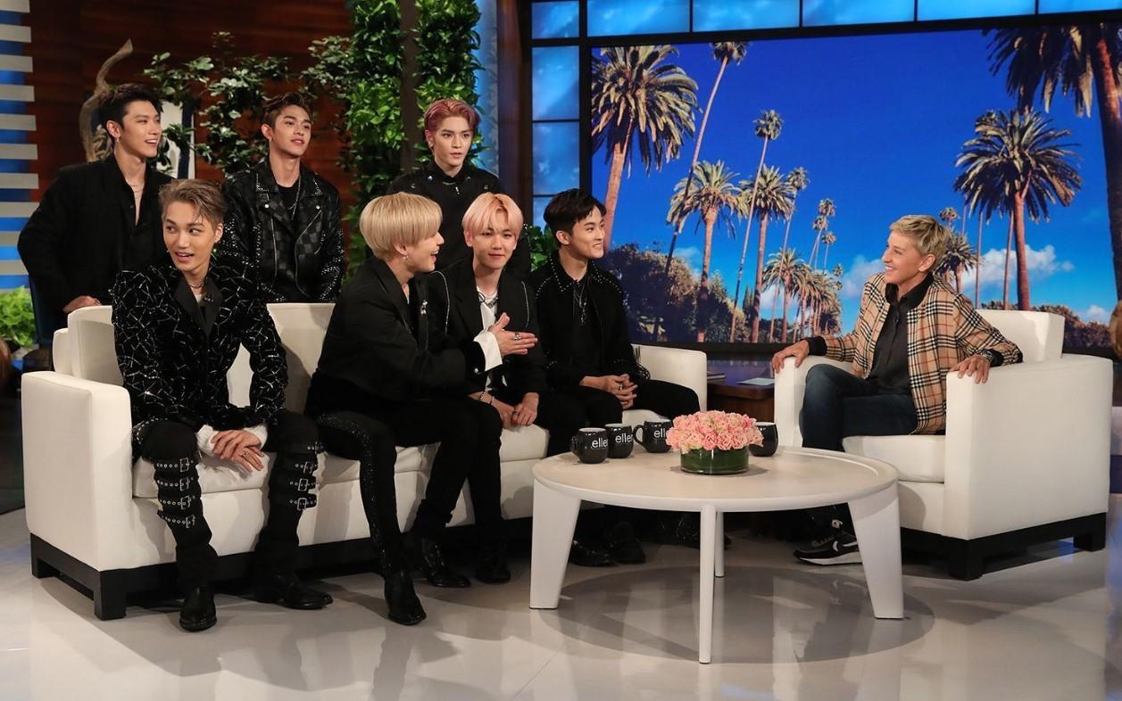 (Ellen DeGeneres Show)