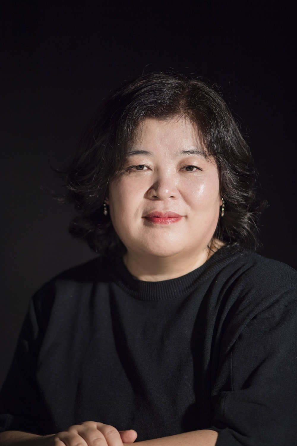 Author Seo Mi-ae (Barbara J. Zitwer Agency)