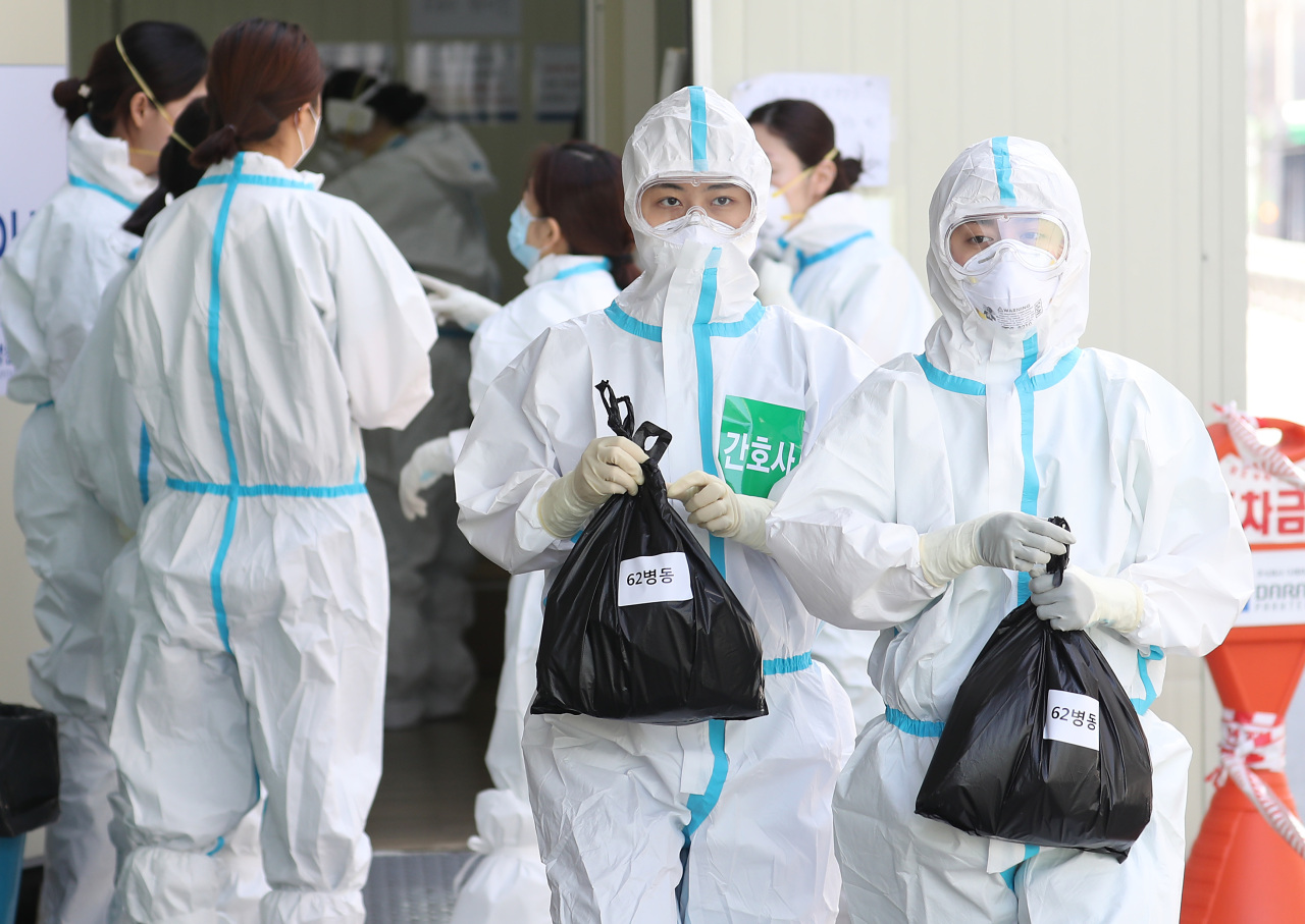 Coronavirus: South Korea extends intensive social distancing by 2 weeks