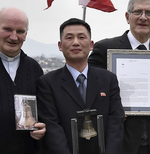 Jo Song-gil, Pyongyang's former acting ambassador to Rome, disappeared with his wife in Italy in November 2018. (Yonhap)