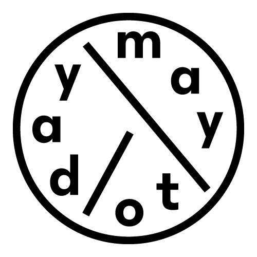 "Official emblem of the ""MaytoDay"" project (Gwangju Biennale Foundation)"