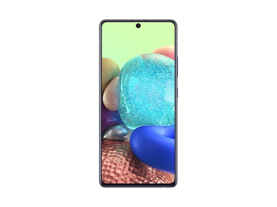 Samsung Galaxy A71 5G smartphone (Samsung Electronics Co.-Yonhap)