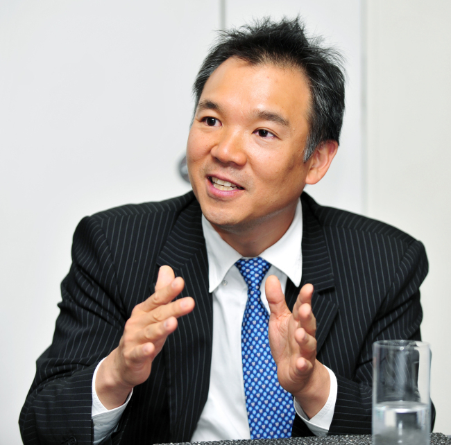 Kim Jung-ju, founder of game company Nexon.