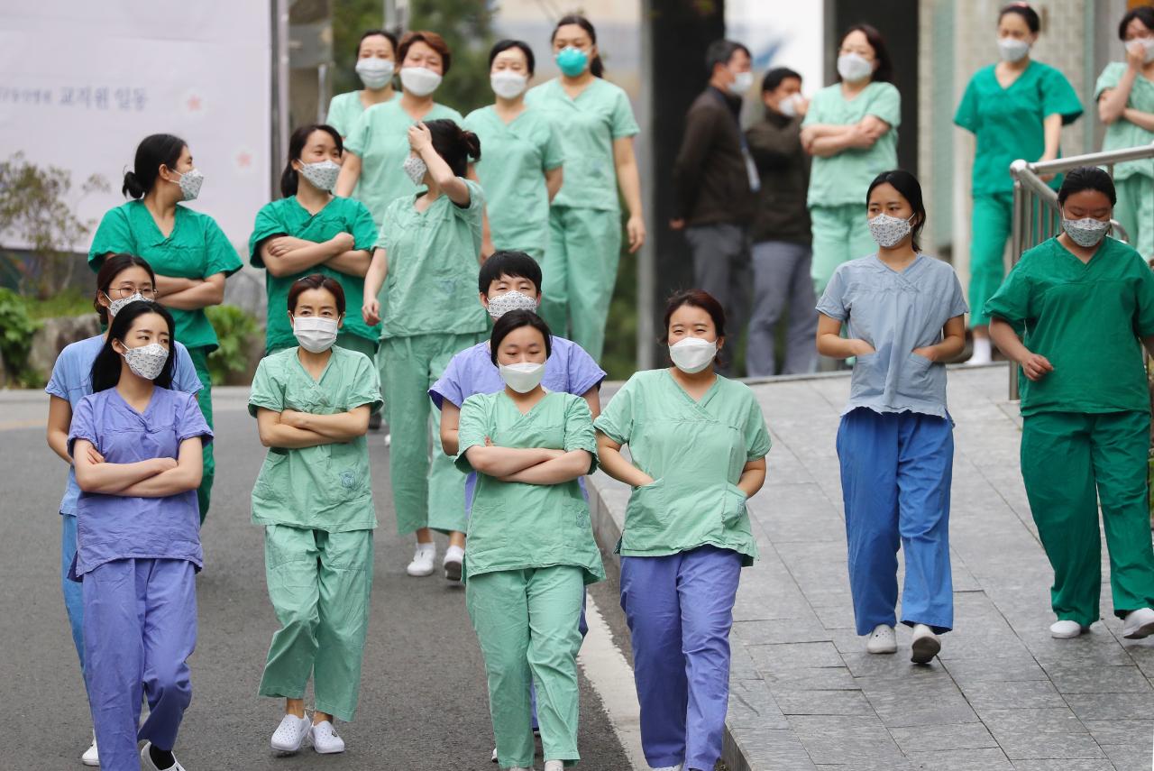 South Korea to ship coronavirus tests to US this week