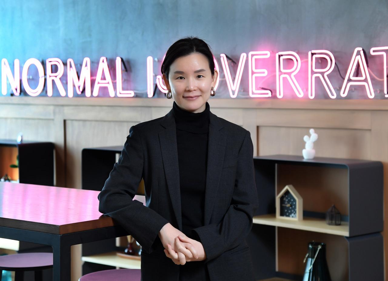 WeWork Korea's general manager Chun Chung-joo (Patricia) WeWork (WeWork)