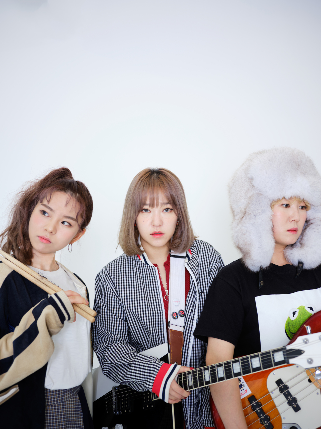 Fishingirls is an indie band facing financial losses. (Naturally Music)