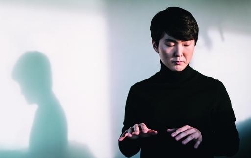 Pianist Cho Seong-jin (Christoph Kostlin/DG)