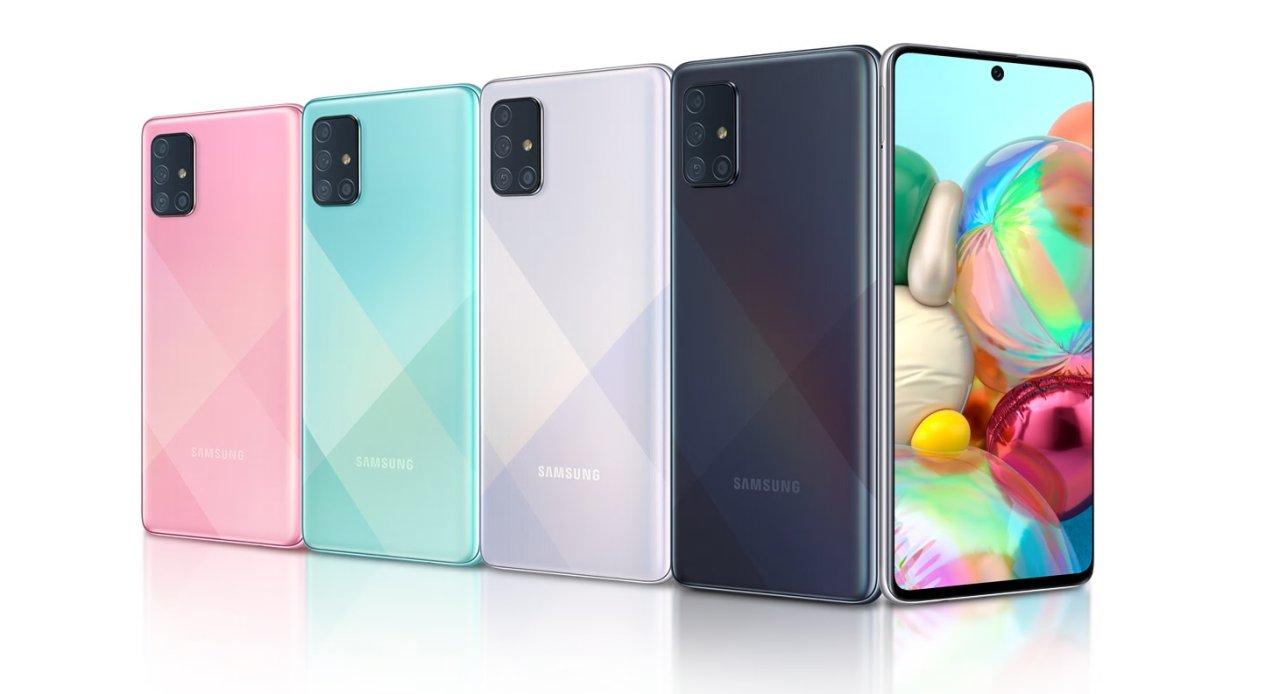 Galaxy A71 (Samsung Electronics)