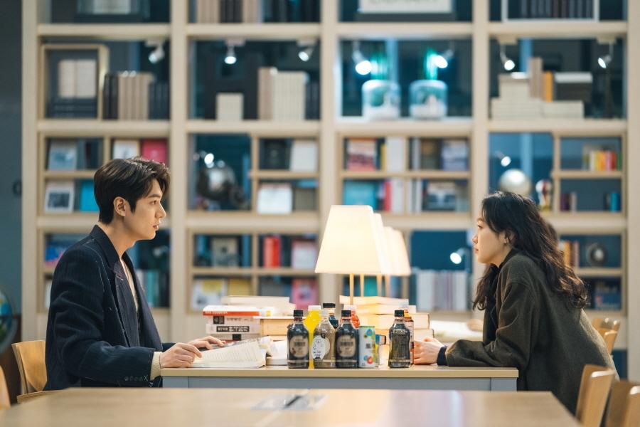 """A scene from """"The King: Eternal Monarch"""" (SBS)"""