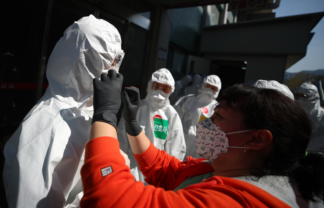 179 recovered coronavirus patients in South Korea tested positive again