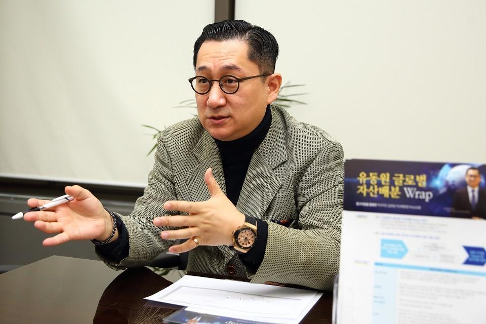 Yuanta Securities Korea global strategist Daniel Yoo (Yuanta Securities Korea)
