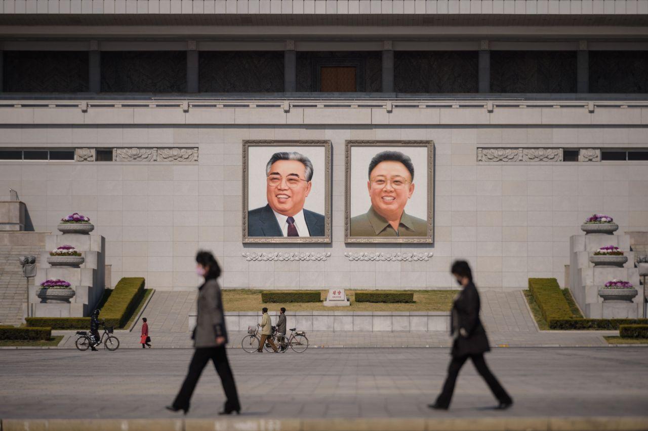 NKorea silence on Kim's health raises succession speculation