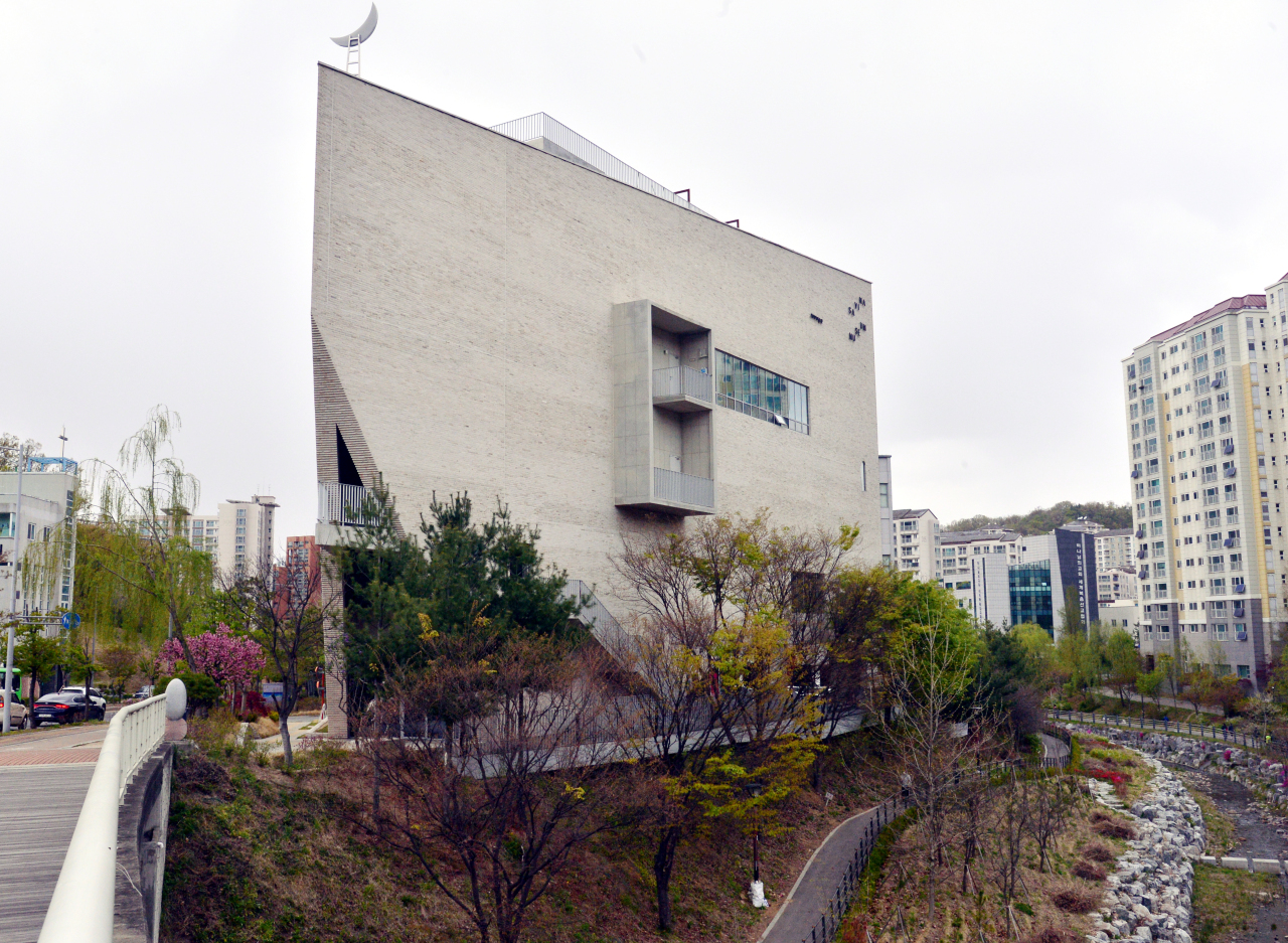 Savina Museum of Contemporary Art in Eunpyeong-gu, northern Seoul (Park Hyun-koo/The Korea Herald)