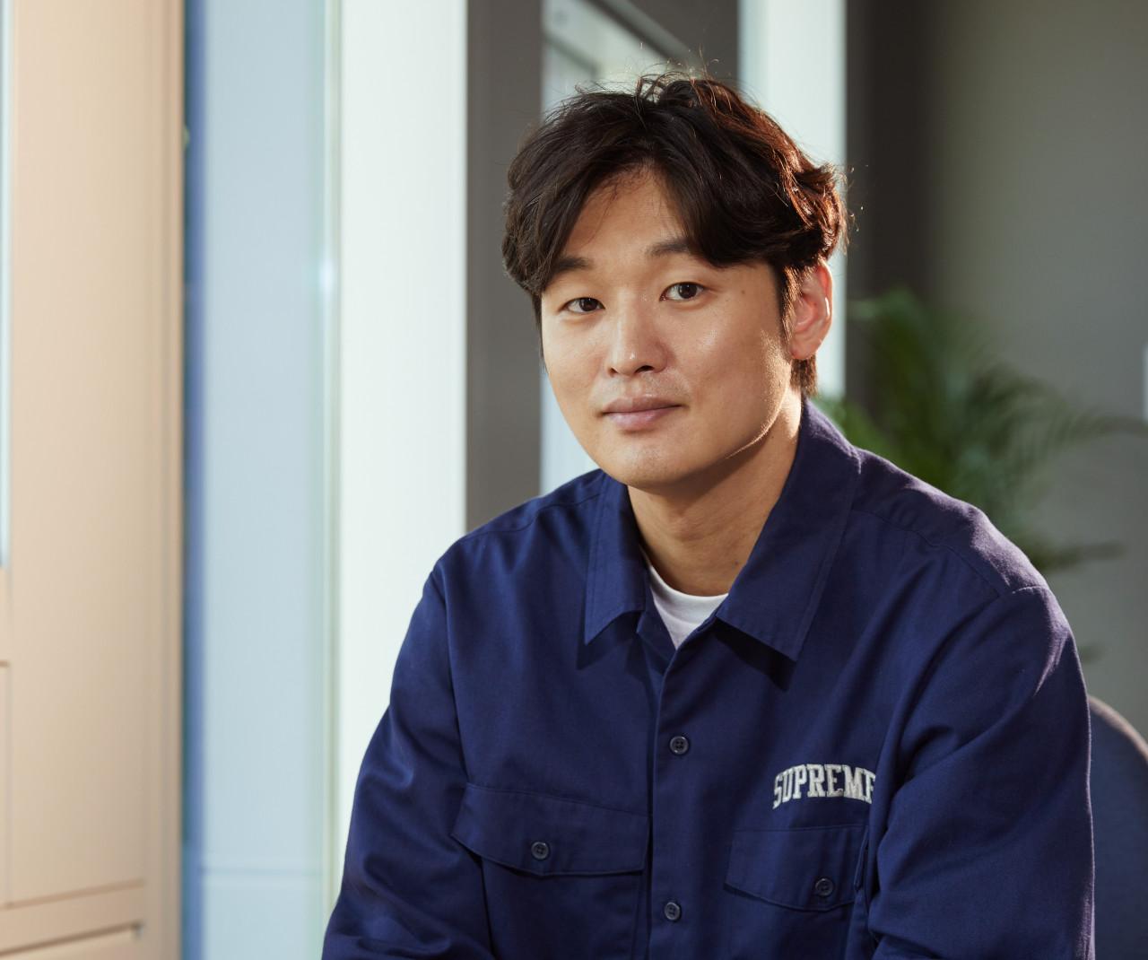 Director Yoon Sung-hyun (Netflix)