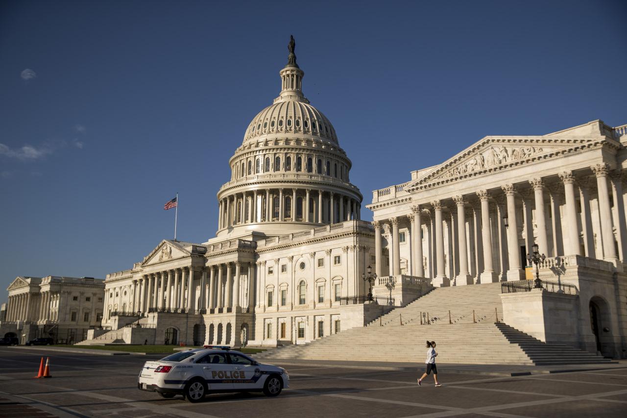 US Congress (AP-Yonhap)