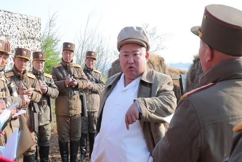 North Korean leader 'appears in public' after rumours of poor health