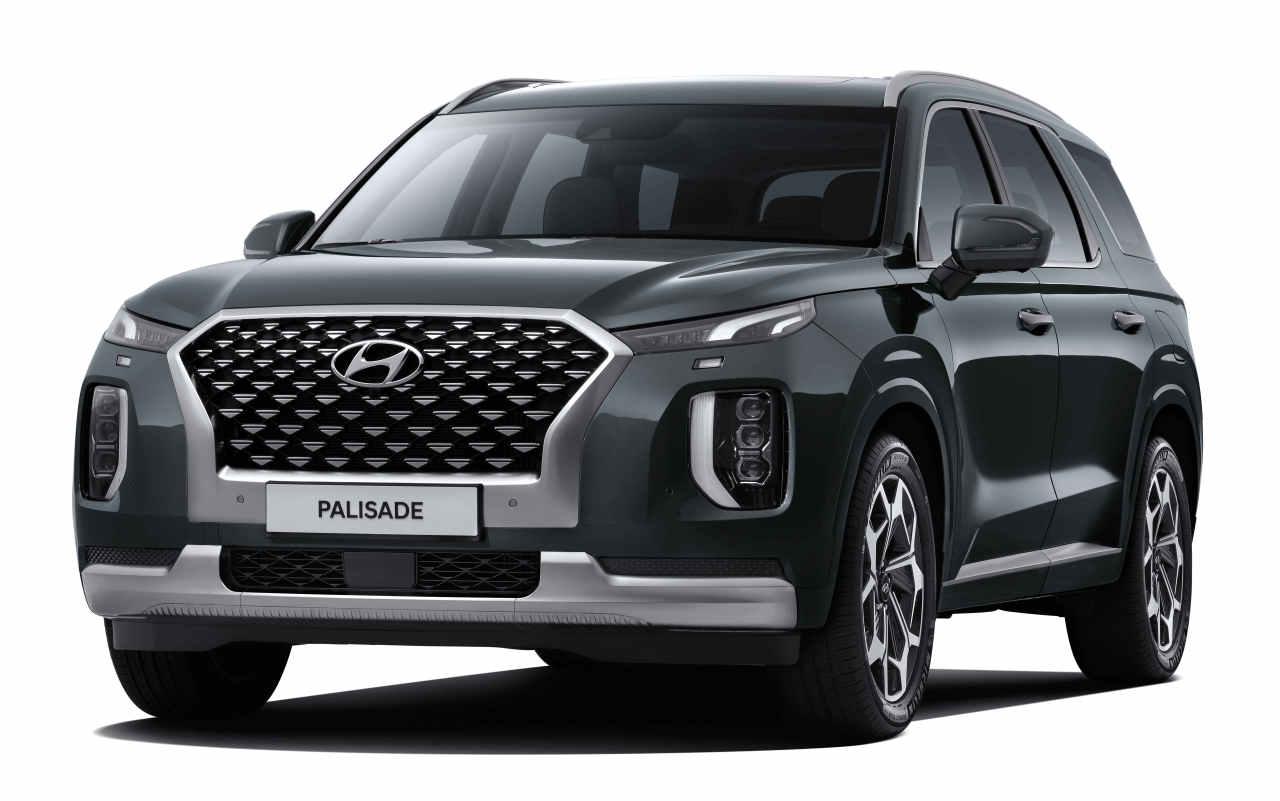 Hyundai Motor Group's all-new Palisade (HMG)