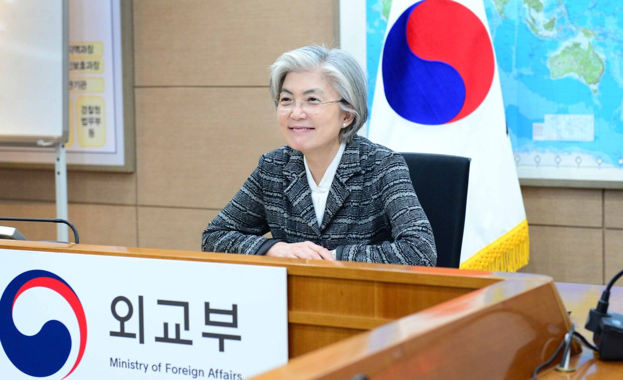 (Ministry of Foreign Affairs-Yonhap)
