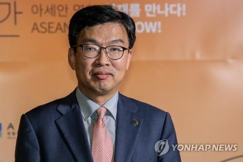 Suh Jeong-in was appointed ambassador to Mexico. (Yonhap)