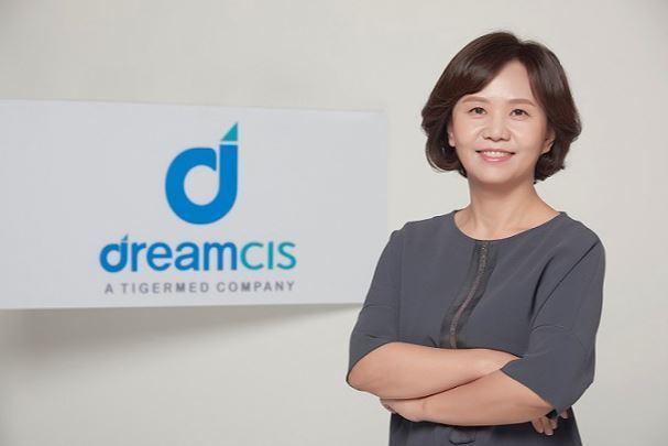 DreamCIS CEO Kong Gyoung-sun