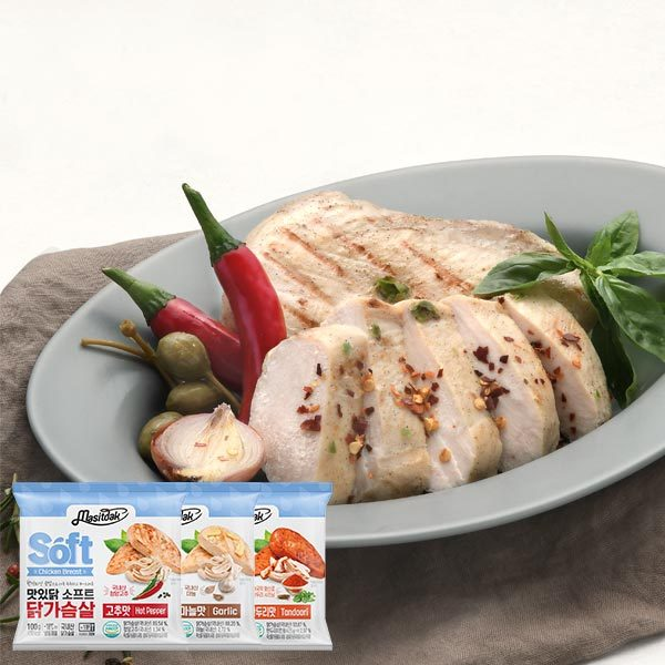Chicken breast products by Rankingdakcom (Rankingdakcom)