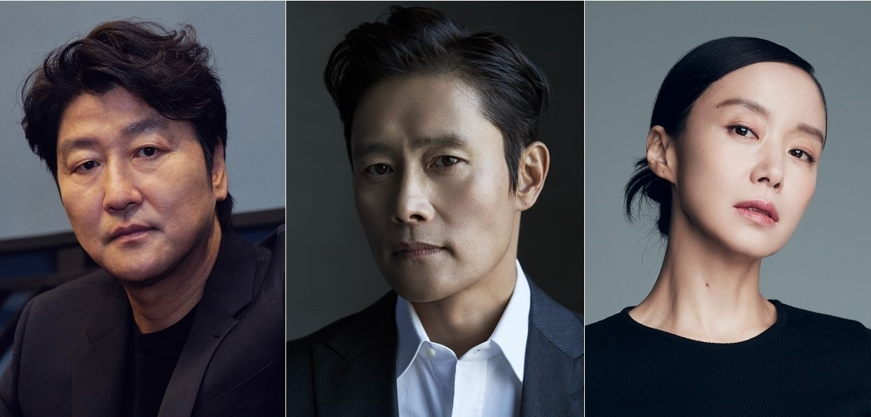 (From left) Song Kang-ho (Courtesy of the actor), Lee Byung-hun (BH Entertainment) and Jeon Do-yeon (Soop Entertainment)