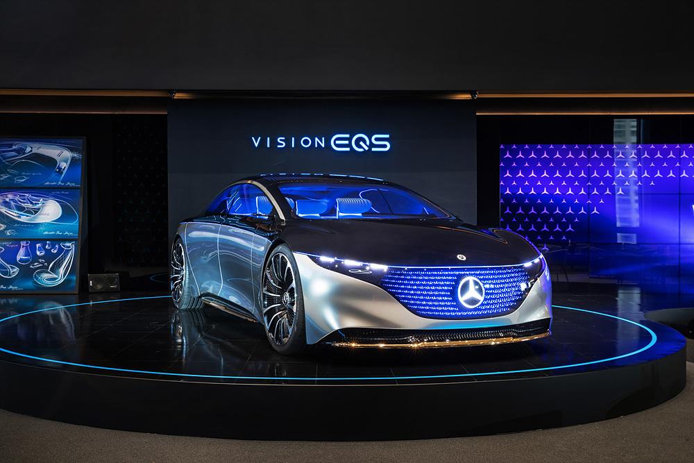 Vision EQS (Mercedes-Benz Korea)