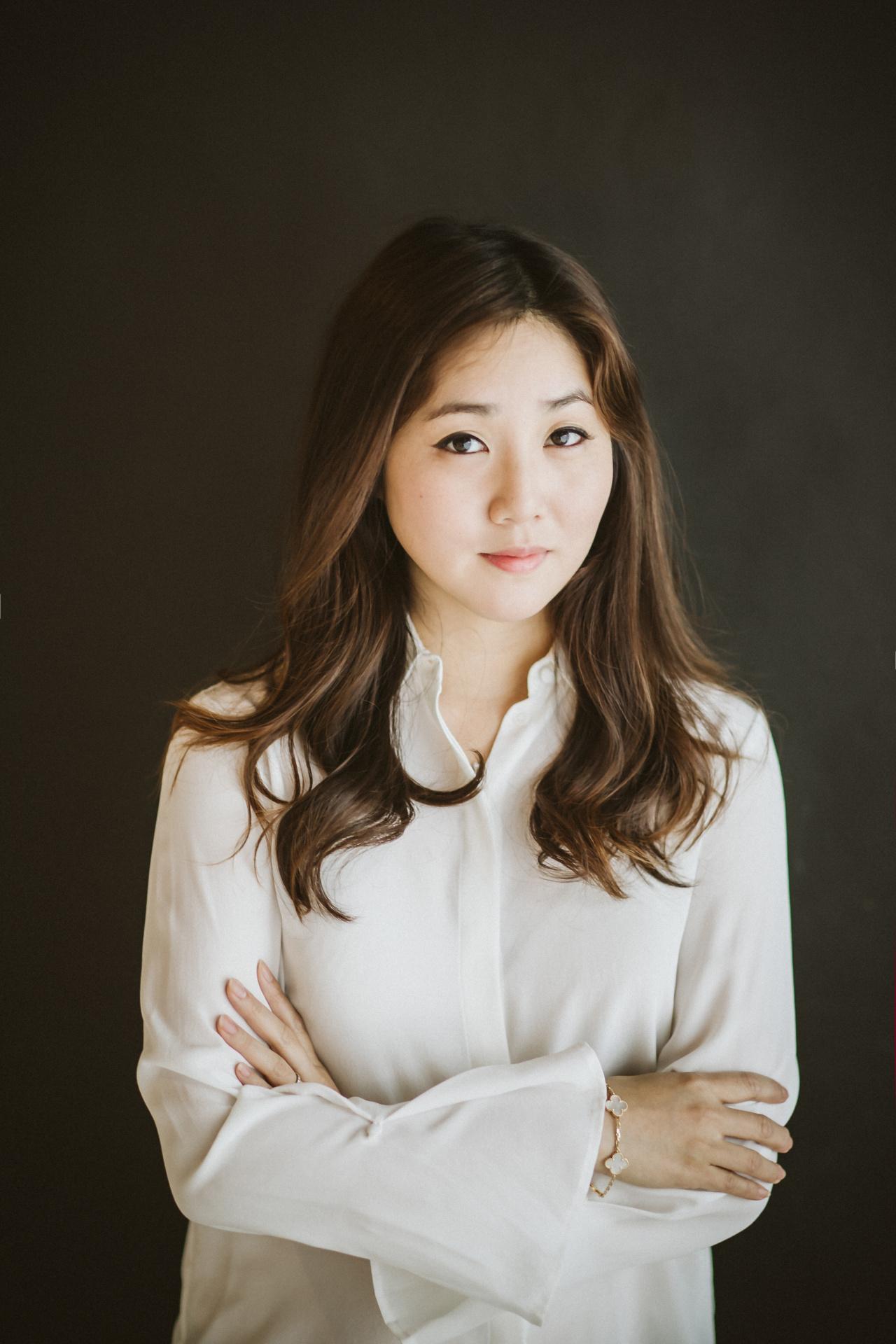 """If I Had Your Face"" author Frances Cha (Penguin Random House"