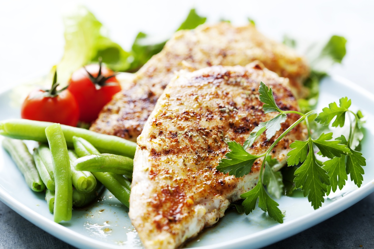 A chicken breast dish (123rf)