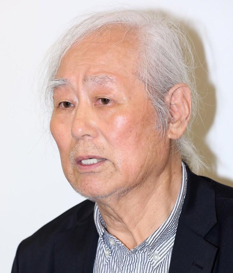Korea's first-generation avant-garde artist Kim Ku-lim (Yonhap)