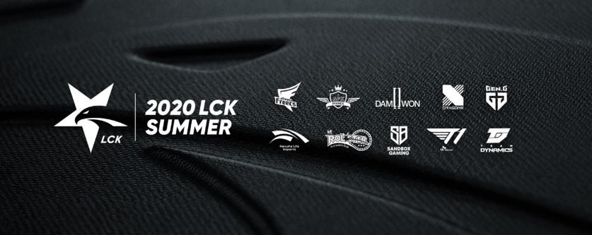 10 teams competing in 2020 LCK Summer. (Riot Games)