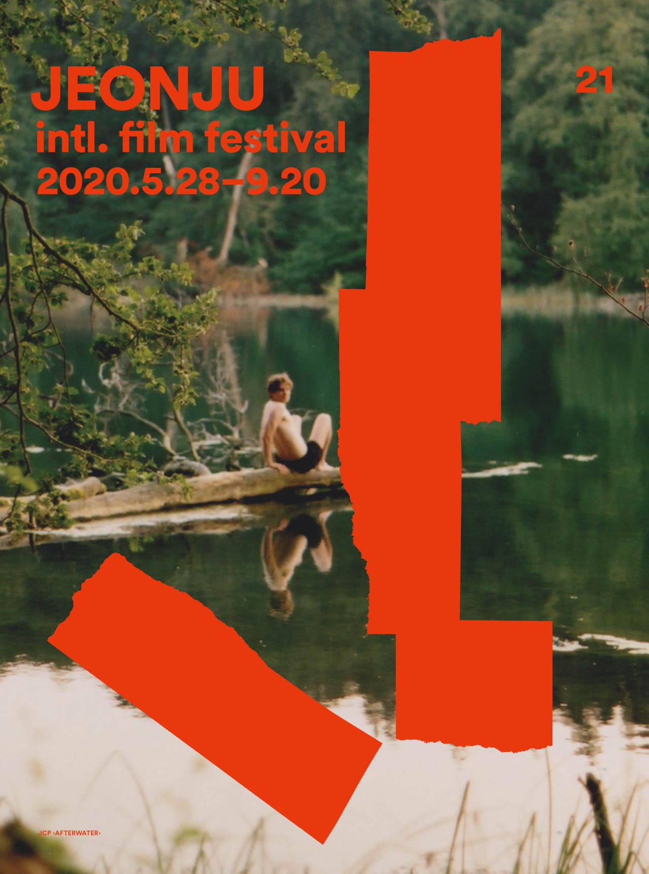 The 21st Jeonju International Film Festival poster (Jeonju IFF)