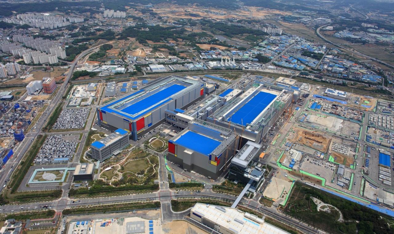 Samsung Electronics' Pyeongtaek campus (Samsung Electronics)