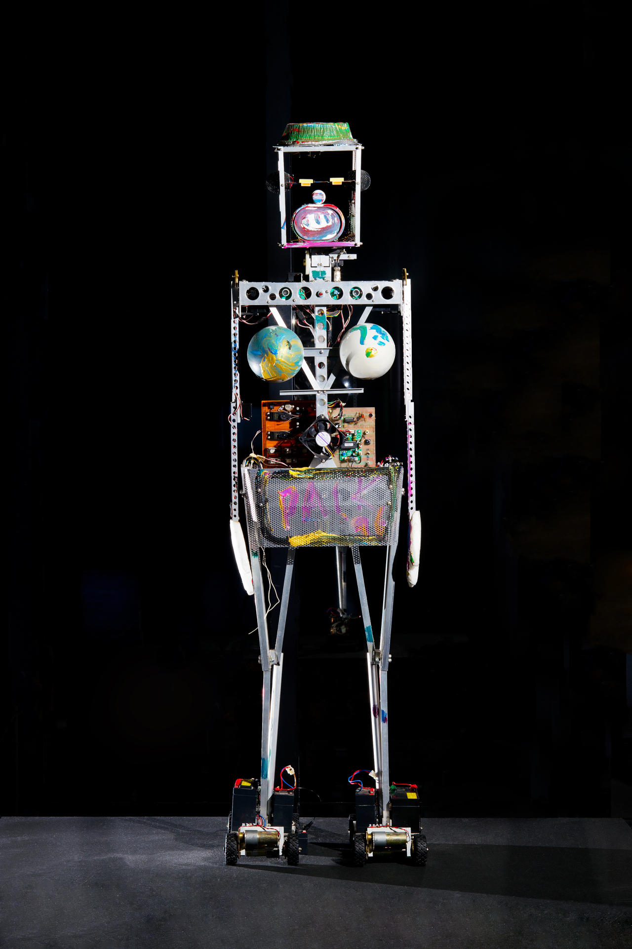 "Paik Nam-june's ""Robot K-456"" at Nam June Paik Art Center (Courtesy of Nam June Paik Art Center ⓒ Nam June Paik Estate)"