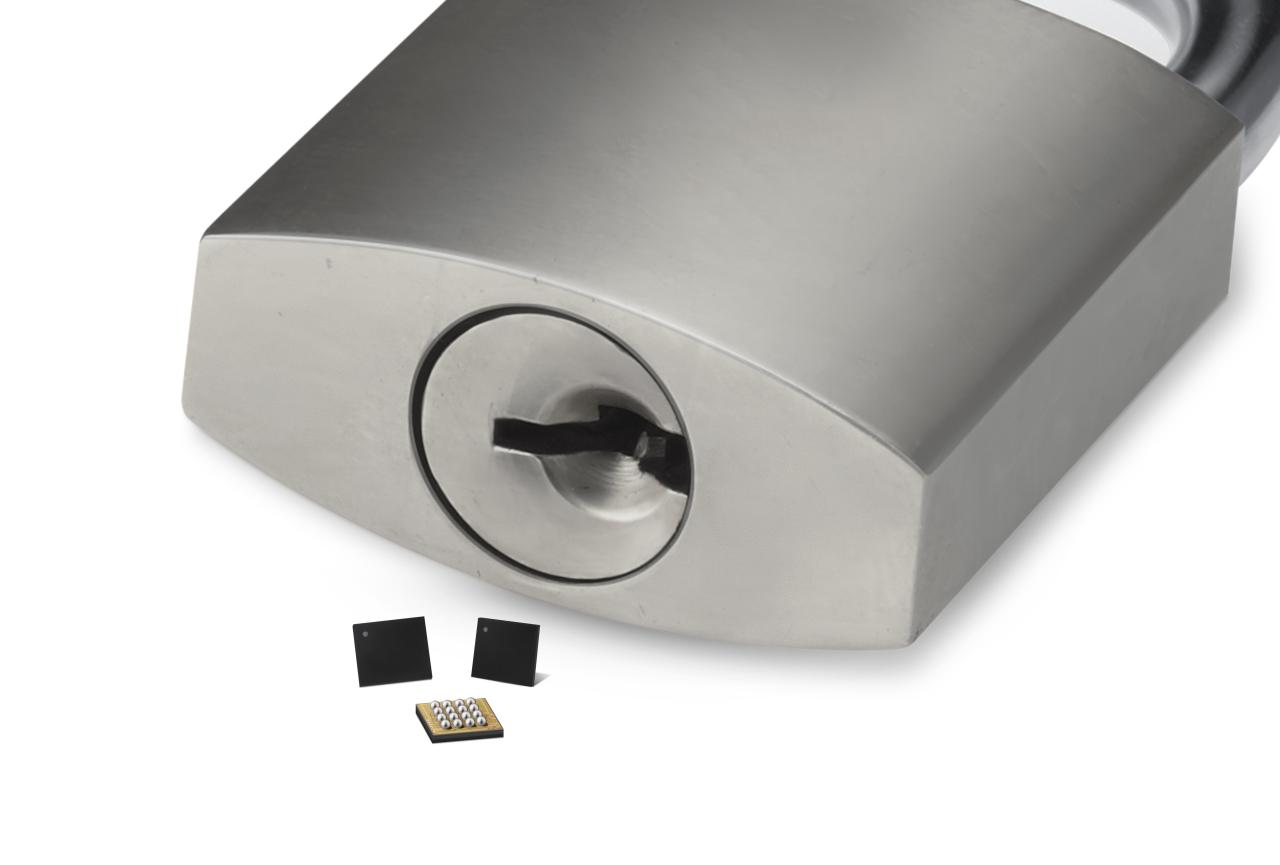 Secure element chip S3FV9RR (Samsung Electronics)