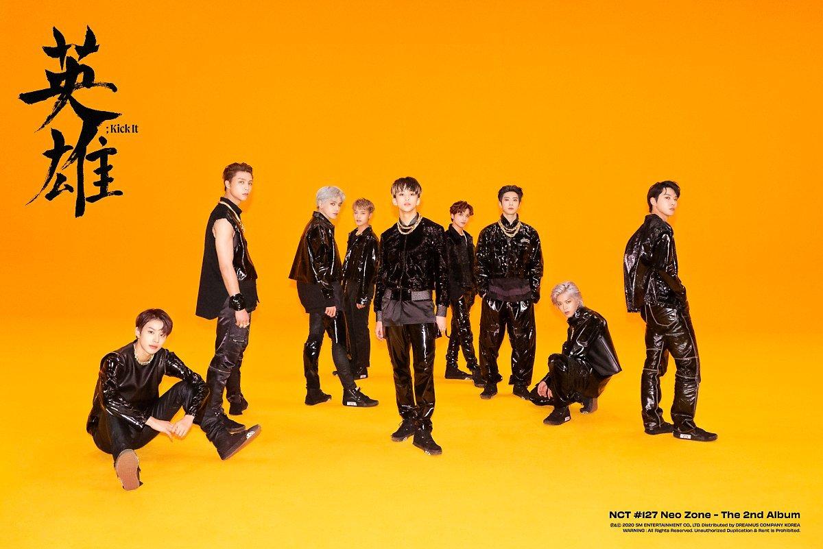 NCT 127 (SM Entertainment)