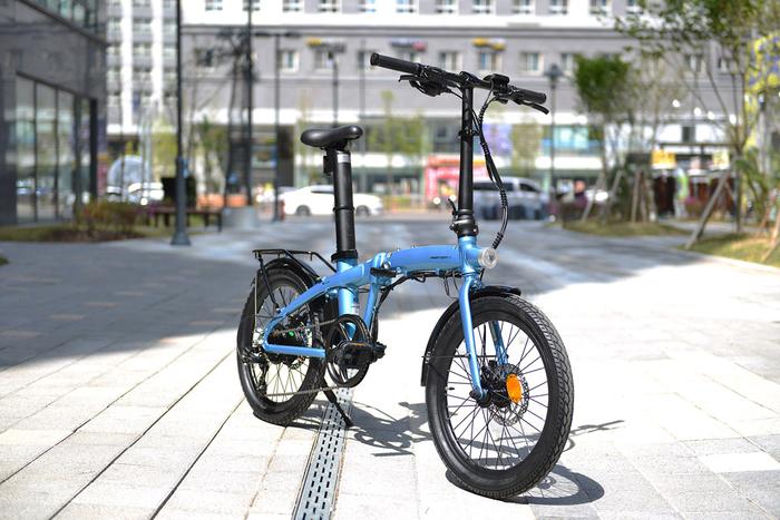 Samchuly Bicycle's Phantom Q (Samchuly Bicycle)