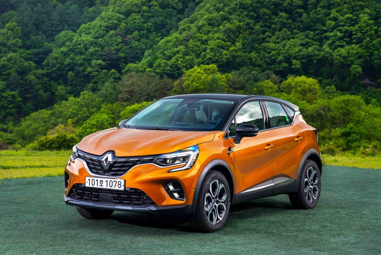 Renault Captur (Renault Samsung)
