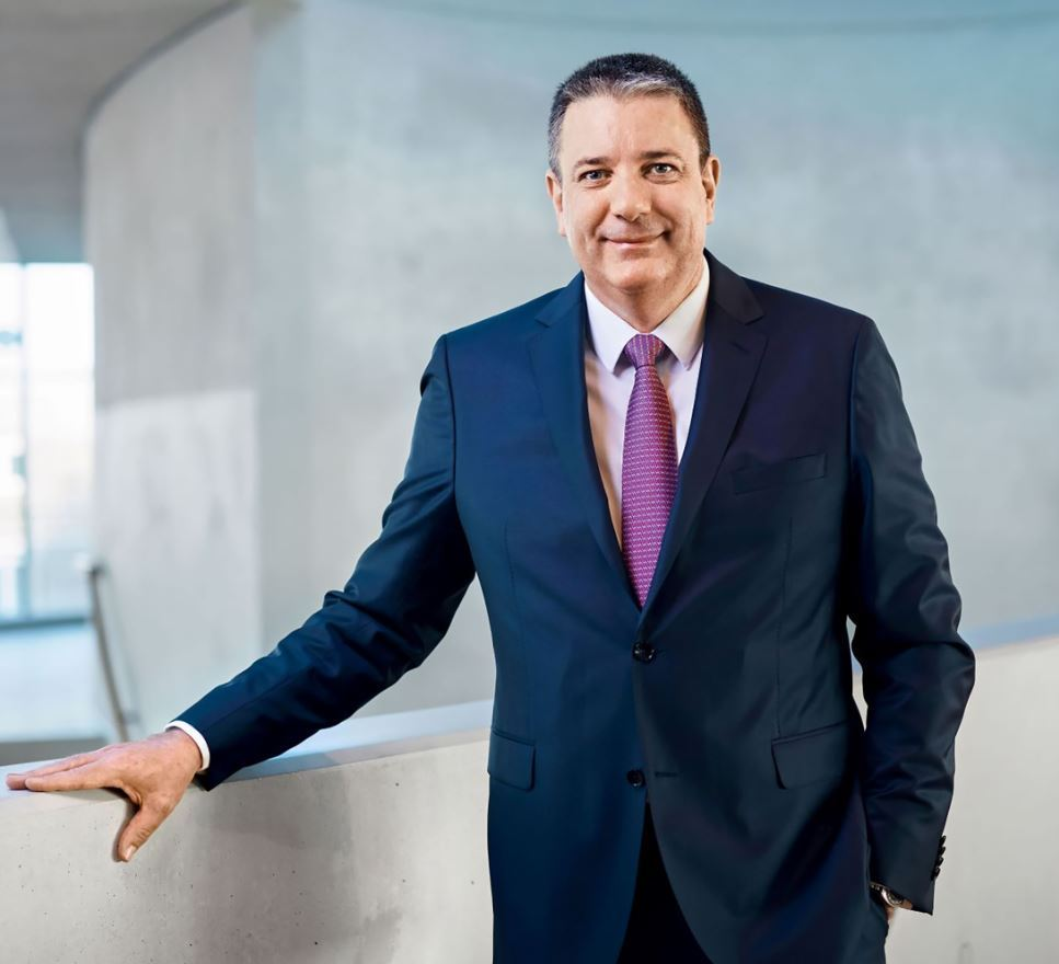 Kai Beckmann, member of the executive board of Merck and CEO of Performance Materials (Merck)