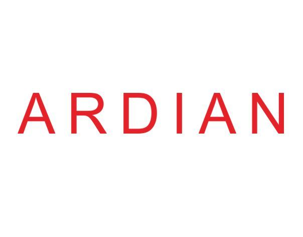 A logo of Ardian