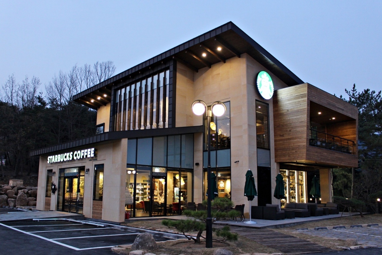 (Starbucks Korea)